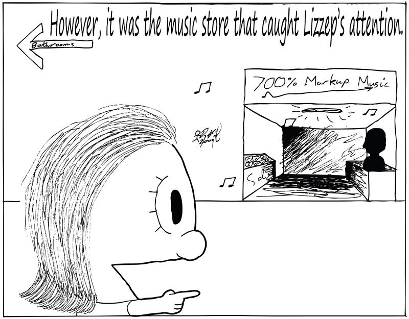 Negligence #278: 700% Markup Music