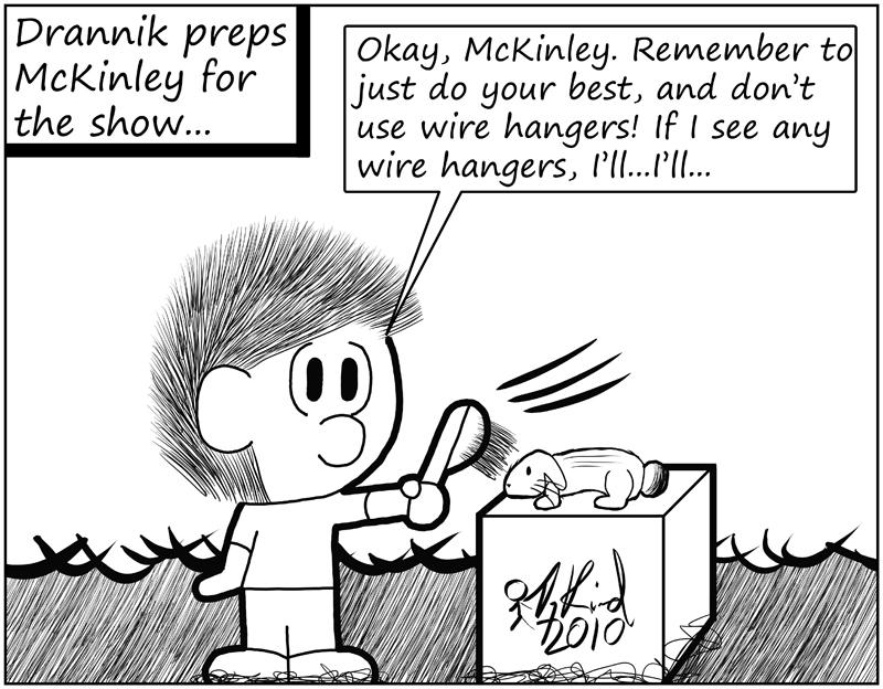Negligence #400: Drannik Dearest