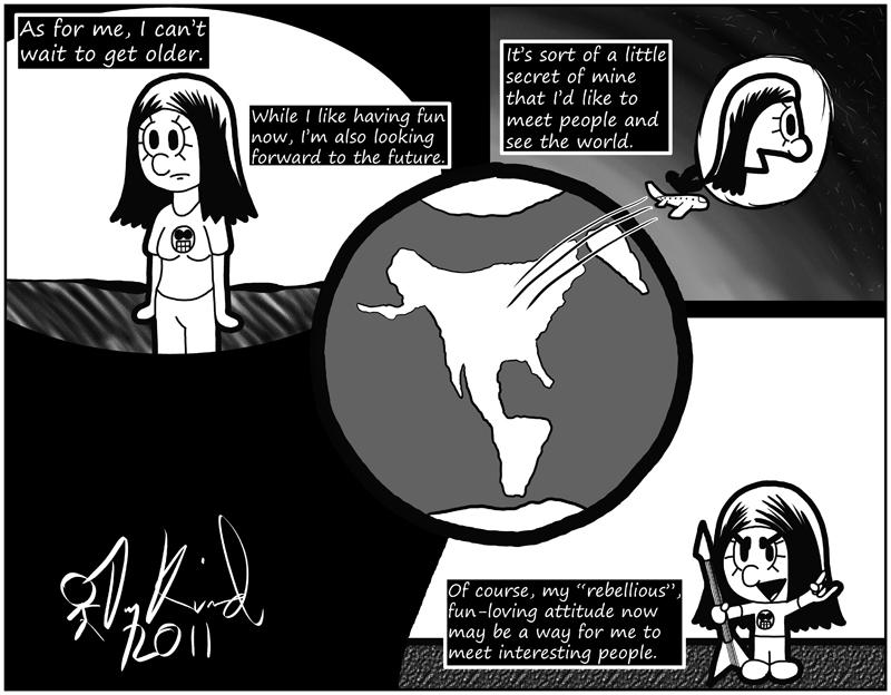 Negligence #490: Worldwide Trouble