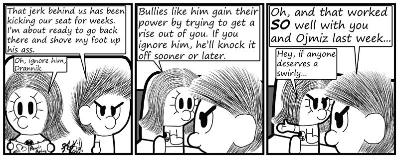 Negligence #378: Lizzep's Advice