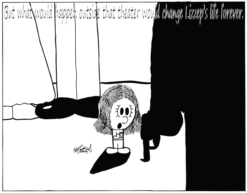 Negligence #284: BatLiz Begins
