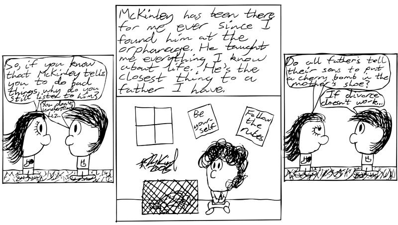 Negligence #49: Whence McKinley Spawned