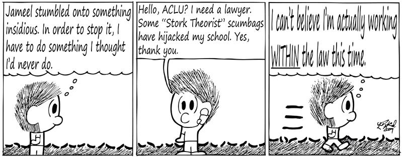 Negligence #267: Enter the ACLU