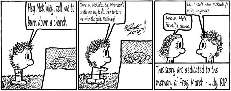 Negligence #151: McKinley's Gone