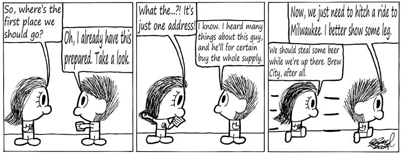 Negligence #210: One Address